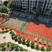 ЖК Привилегия в Анапе визуализация общий двор