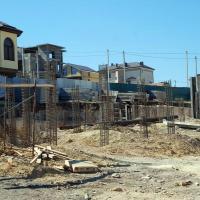 ЖК Семейный - ход строительства, фундамент август 2016
