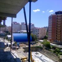 ЖК Солнечный город - 1 литер вид с 5 этажа