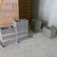 Фото строительства ЖК Солнечный город - внутренние перегородки