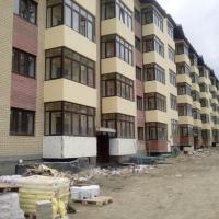 ЖК Спектр - Анапа ул. Ленина 180 - дом почти готов - 07.06.2016