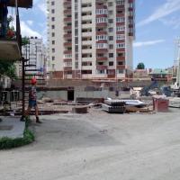 ЖК Уютный ход строительства - 08.06.2016