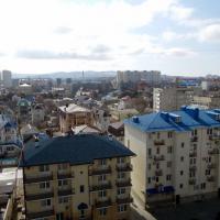 Вид из окна на Восточный рынок
