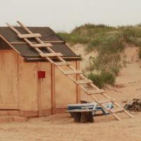 Незаконное строительство в Витязево на пляже