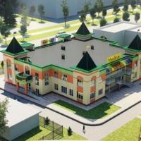 Новый детский сад в Анапе