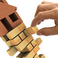 кризис сказался на темпах строительства жилья