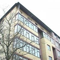 Обрушение балкона в Анапе