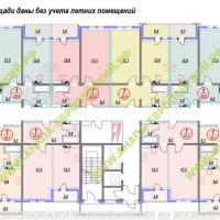 ЖК Европейский, планировка, этаж 12
