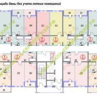 ЖК Европейский, планировка, этаж 13