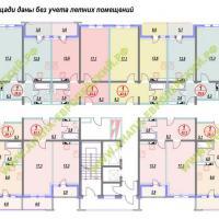 ЖК Европейский, планировка, этаж 14