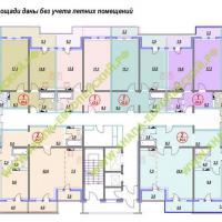 ЖК Европейский, планировка, этаж 16