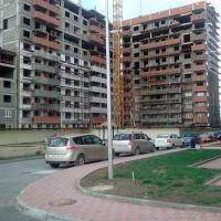 жк Красная площадь, строительство 2 очереди 14 декабря 2015 года