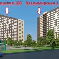 ЖК Уютный, 3д панорама-2