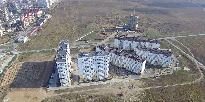 ЖК Горгиппия Морская Анапа